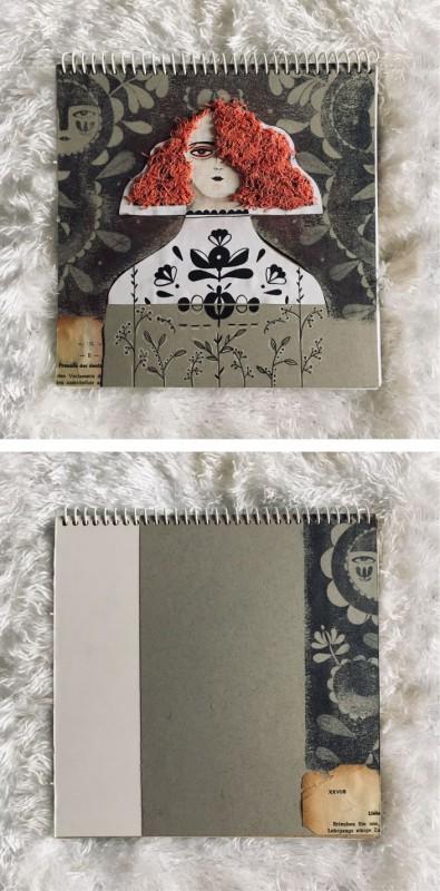 دفترچه های دست ساز